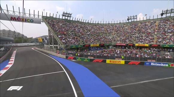 GP México formula 1