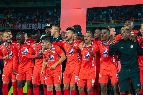 GRAN FINAL - Millonarios VS América - PREMIACIÓN - Torneo ESPN (3)