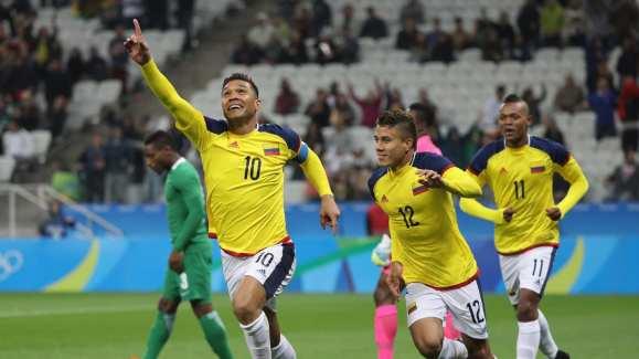 seleccion colombia olimpicos