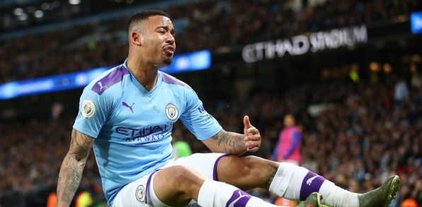 manchester city balon central champions