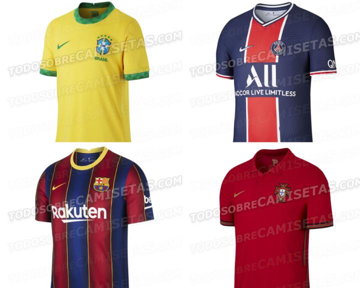 Camisetasnuevas_2020_brasil_porgutal_barcelona_psg_balon_central