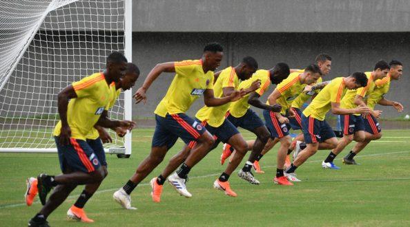 seleccion colombia copa america 2020