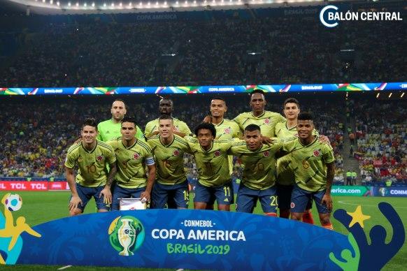 seleccion colombia olimpicos eliminatorias