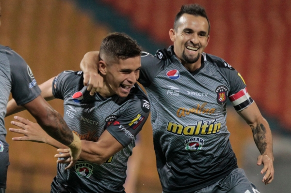 DIM en Libertadores