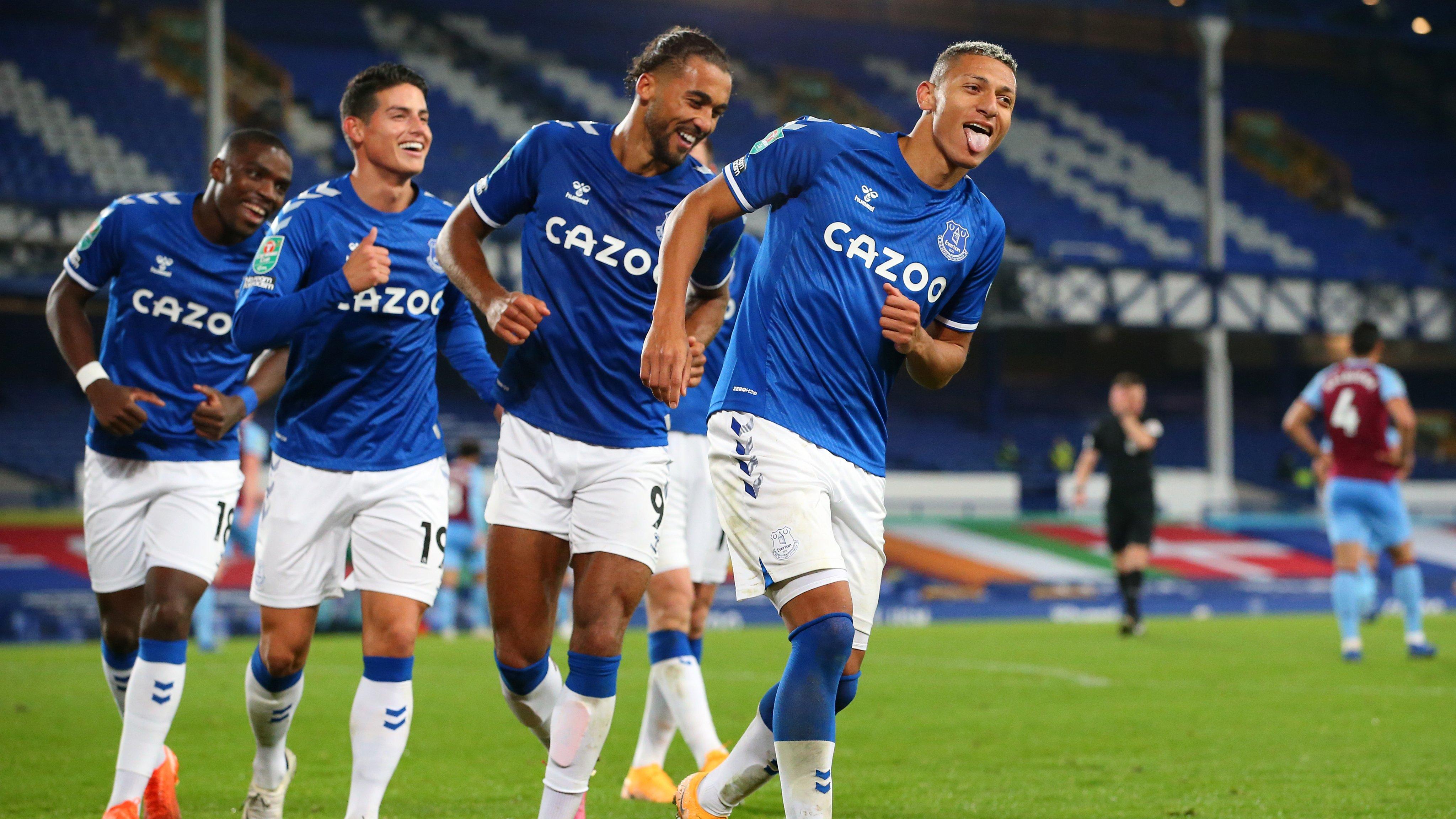 Resultado del Everton