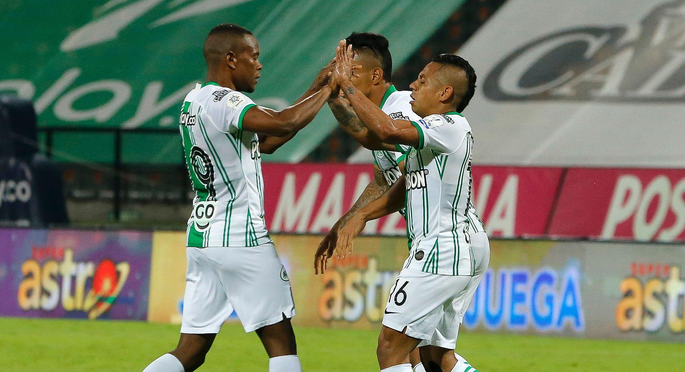 Atlético Nacional Vs Envigado