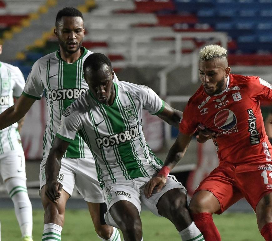 Atlético Nacional Covid-19