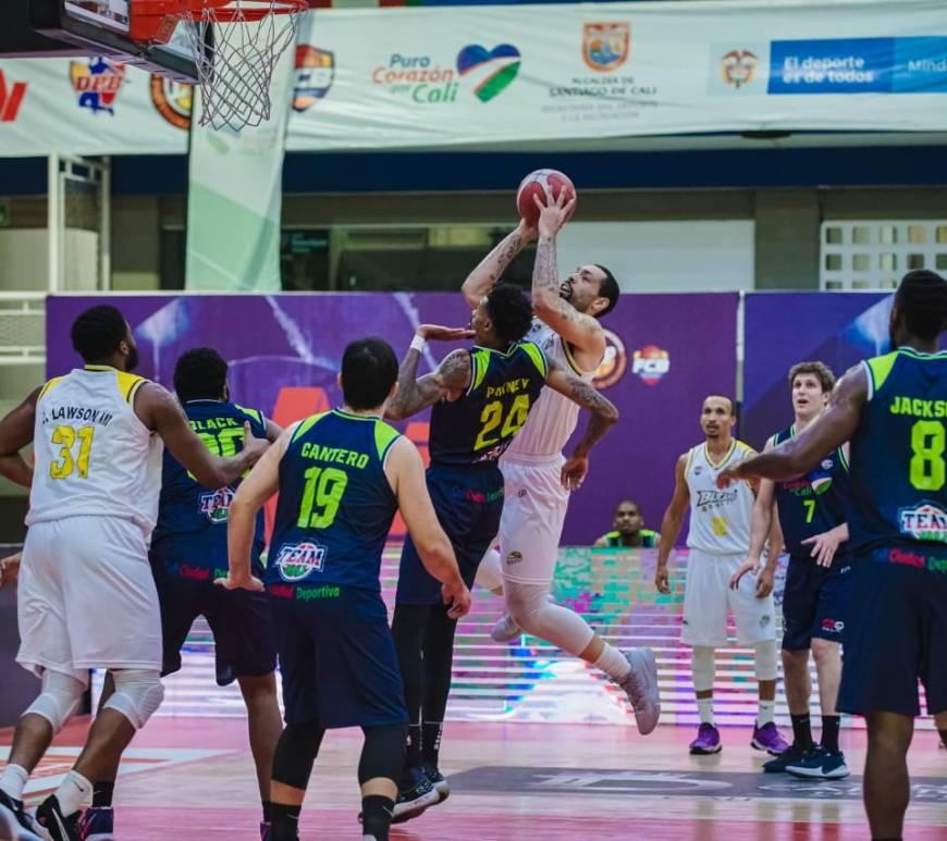 Liga Profesional de Baloncesto Colombiano