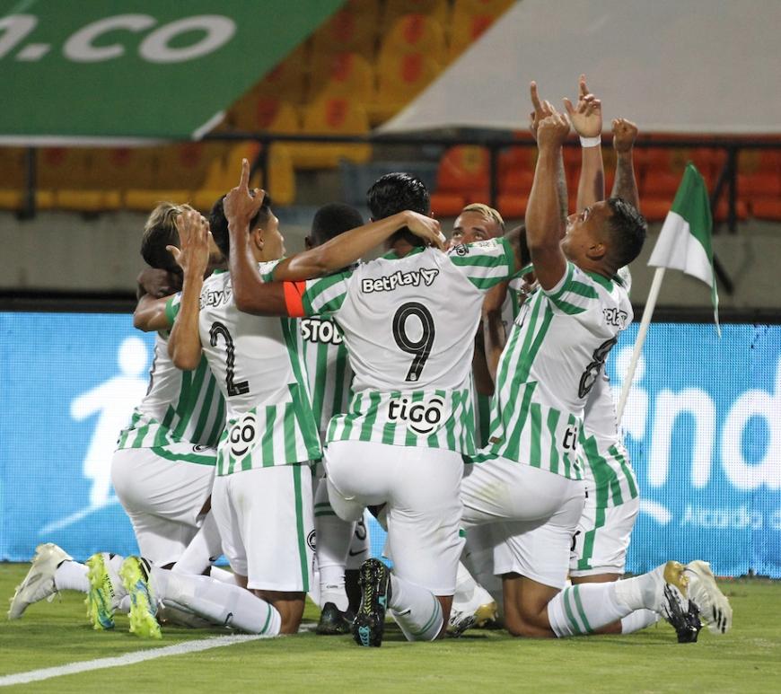 Atlético Nacional Santa Fe